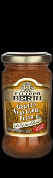 Grilled Veggie Pesto