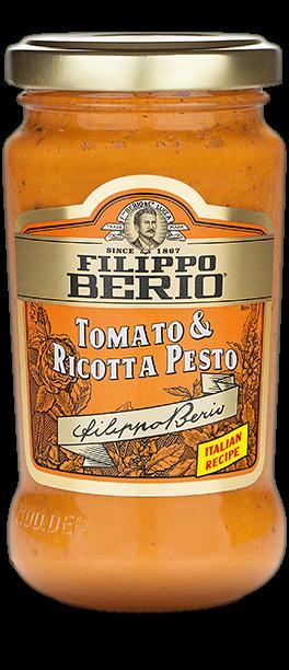 Tomato & Ricotta Pesto