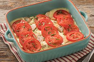 Quick Turkey Parmigiana
